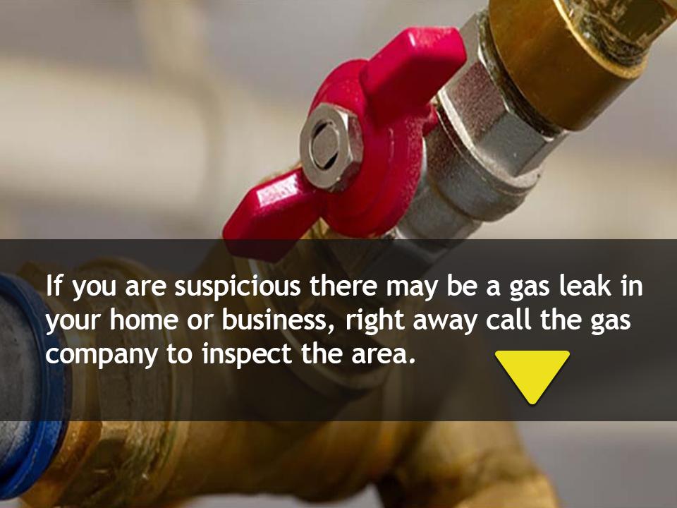 Alamo Plumbing Solutions -Gas Leak