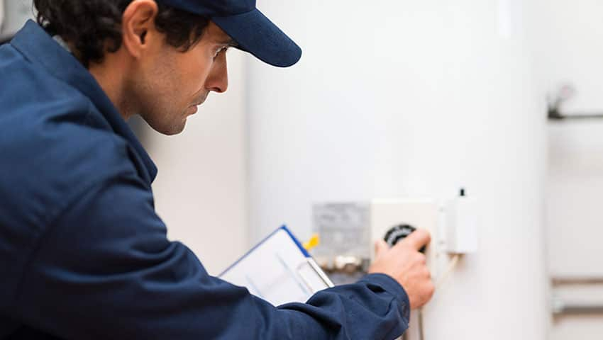 Alamo Plumbing Solutions - Water Heater Service
