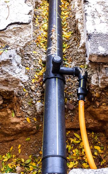 Alamo Plumbing Solutions - Drain Line Inspection