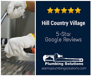 Hill Country Village Plumber - Plumbing Company Google Reviews