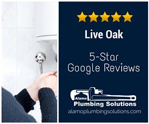 Live Oak Plumber - Plumbing Company Google Reviews