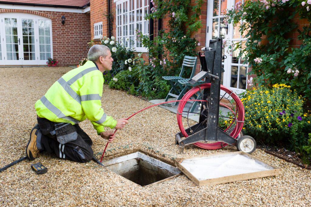Alamo Plumbing Solutions - Sewer Camera Inspection